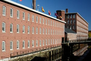 Boott Cotton Mills, Lowell