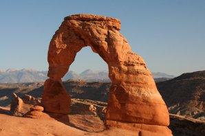 Delicate Arch im Arches National Park