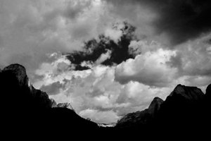 Clouds Over Zion