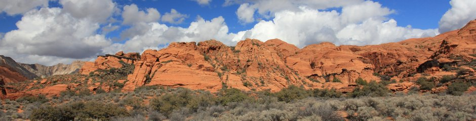 Snow Canyon Stae Park